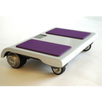 QX-1情步笔记本四轮电动代步车爬坡山地车平衡车智能车