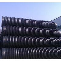 石家庄聚乙烯缠绕结构壁B型管厂、石家庄克拉管厂、HDPE管