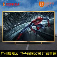 55寸液晶平板电视智能网络LED高清4k酒店工程KTV钢化玻璃防爆电视机