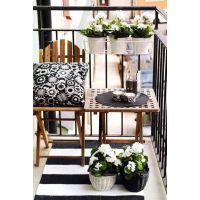顺吉装饰 小小阳台大魅力 13个设计实用又美观