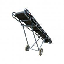 瓜果蔬菜皮带输送机 加高挡板运行平稳皮带机 煤炭专用机械设备