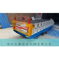 河北厂家直销双层压瓦机,彩钢瓦设备,840/900双层压瓦机