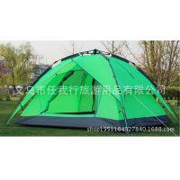 任我行户外3-4人露营自动帐篷 折叠自动帐篷 多用帐篷 沙滩帐篷