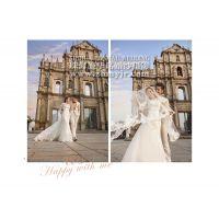 珠海婚纱摄影 宫殿婚纱照 尽显王者风范