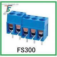 FS300-5.0MM间距绿色连接器PCB板端子台300
