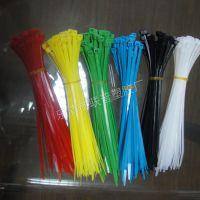 尼龙扎带 厂家批发5*400mm彩色塑料扎带 可松式尼龙打包带束线带