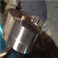 金华镀镍磷铜带/衢州弹片用C5210特硬磷铜卷带分条
