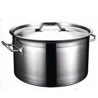 广州方联供应不锈钢桶、不锈钢复合底矮汤煲、201汤桶(图片)