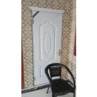 新疆木门生态门推拉门烤漆门钢木门
