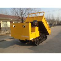 徐州中地ZDCY-4T型履带自卸车、农田水利运输车、大载重履带运输车