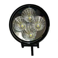 供应 WD-0312圆形LED工作灯大功率汽LED工作灯 圆形12W