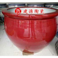 景德镇生产泡澡大缸价格 温泉洗浴养生大号缸定制