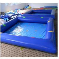 充气水池儿童嬉水乐园 充气滑梯水池组合 充气泳池乐园低价出售了