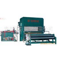 供应竹凉席成套加工机械设备压布机生产线-青岛国森