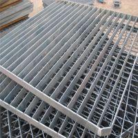 市政排水沟渠镀锌钢格板