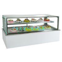 厂家直销安德利B2蛋糕柜 日式蛋糕柜 直角蛋糕柜