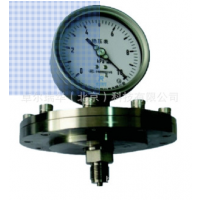 Zoriver 不锈钢膜片式绝压表 JBH-100 用于绝压力测量 压力表