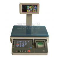 台衡惠而邦X7-11Touch智能触摸屏收银秤 Touch-30公斤智能收银计价秤格