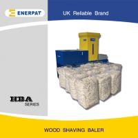 英国品牌高效率木屑锯末压缩打包机