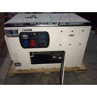 电启动双缸柴油发电机性能