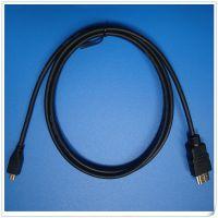 【厂家直销】microhdmi D型手机HDMI线