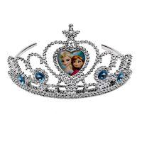 好品质 冰雪奇缘儿童皇冠 Anna Elsa公主皇冠 速卖通 Ebay 热销款