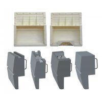 遮板塑料模具 飞龙塑业 13013258388