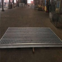 异形格栅板,异形热浸锌格栅板,钢格网生产厂家