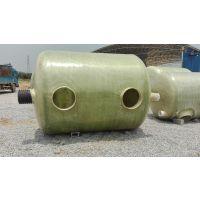 广西南宁100立方玻璃钢化粪池厂家直销