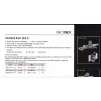 康双SFZ/SKL屏蔽端子SKL6*8 电磁屏蔽夹 隐蔽式电缆夹
