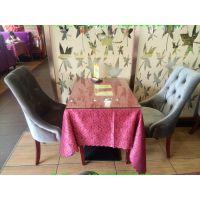 茶餐厅桌椅定制|茶餐厅家具款式报价|龙华行一家具