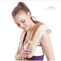 颈椎按摩器按摩披肩敲打按摩肩带 99种按摩模式,15种按摩力度,性价之选
