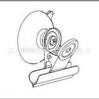 供应 吸盘挂钩系列 塑料吸盘挂钩 PVC挂钩吸盘 强力塑胶吸盘挂钩