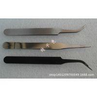 美甲工具 用品 贴指甲 镶钻 取钻 贴钻 美甲弯头 弯头镊子