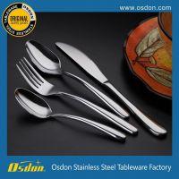 高档精美 不锈钢西餐 刀叉餐具 牛排刀叉 奶油刀 长勺批发
