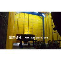 广州荣高提供吸尘除尘打磨房 水式喷砂室 干式喷漆室