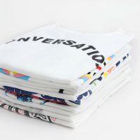 欧美潮流2015夏季新款可爱甜美动物字母图案蝙蝠短袖T恤一件代发