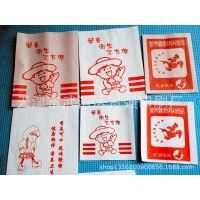 天津北京供应牛皮纸淋膜食品纸袋,栗子袋,汉堡袋子.。纸盒子