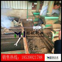 全自动机制木炭生产设备 锯末制棒机 木炭制棒成型机 木炭机