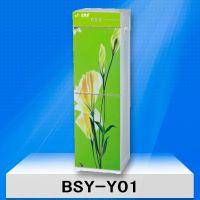贝思源百合立式BSY-Y01 家用 直饮 超滤 加热饮水机过滤桶一体机