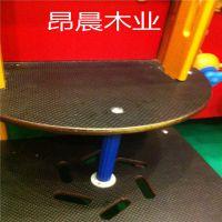 儿童游乐场防滑板