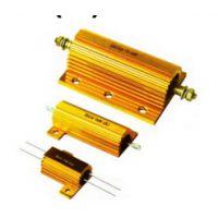 黄金铝外壳电阻