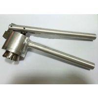 手动压盖钳 13牙 不锈钢 型号:WW45-13A