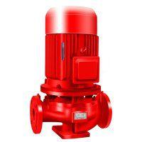 上海XBD4/40-150X2喷淋立式消防泵xbd3.3/5-50x3