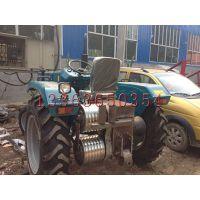 上海纽荷兰 拖拉机牵引机_四轮绞磨车500型价格 河北