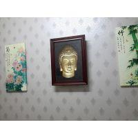3D立体会转动的如来佛祖佛像,如来佛像工艺品,如来佛像摆件挂画