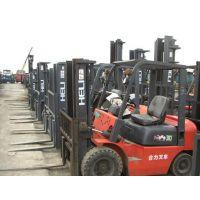 深圳沙井二手叉车买卖3吨4吨柴油叉车买卖