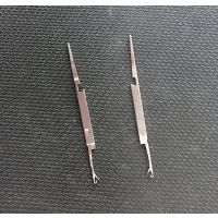 厂家直销金鹰单系统小电脑横机纺织针配件针14针80.75直脚横机针
