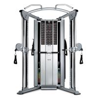 昆山大型健身器械BH台湾进口小飞鸟龙门架企事业单位健身房器材专卖店