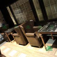 大理石餐桌椅定做 厂家直销大理石餐桌 水晶白大理石餐桌来图定做